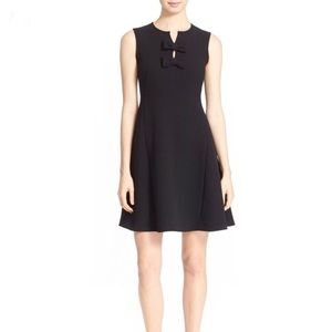 NEW • Kate Spade • Kite Bow Fit & Flare Dress 4